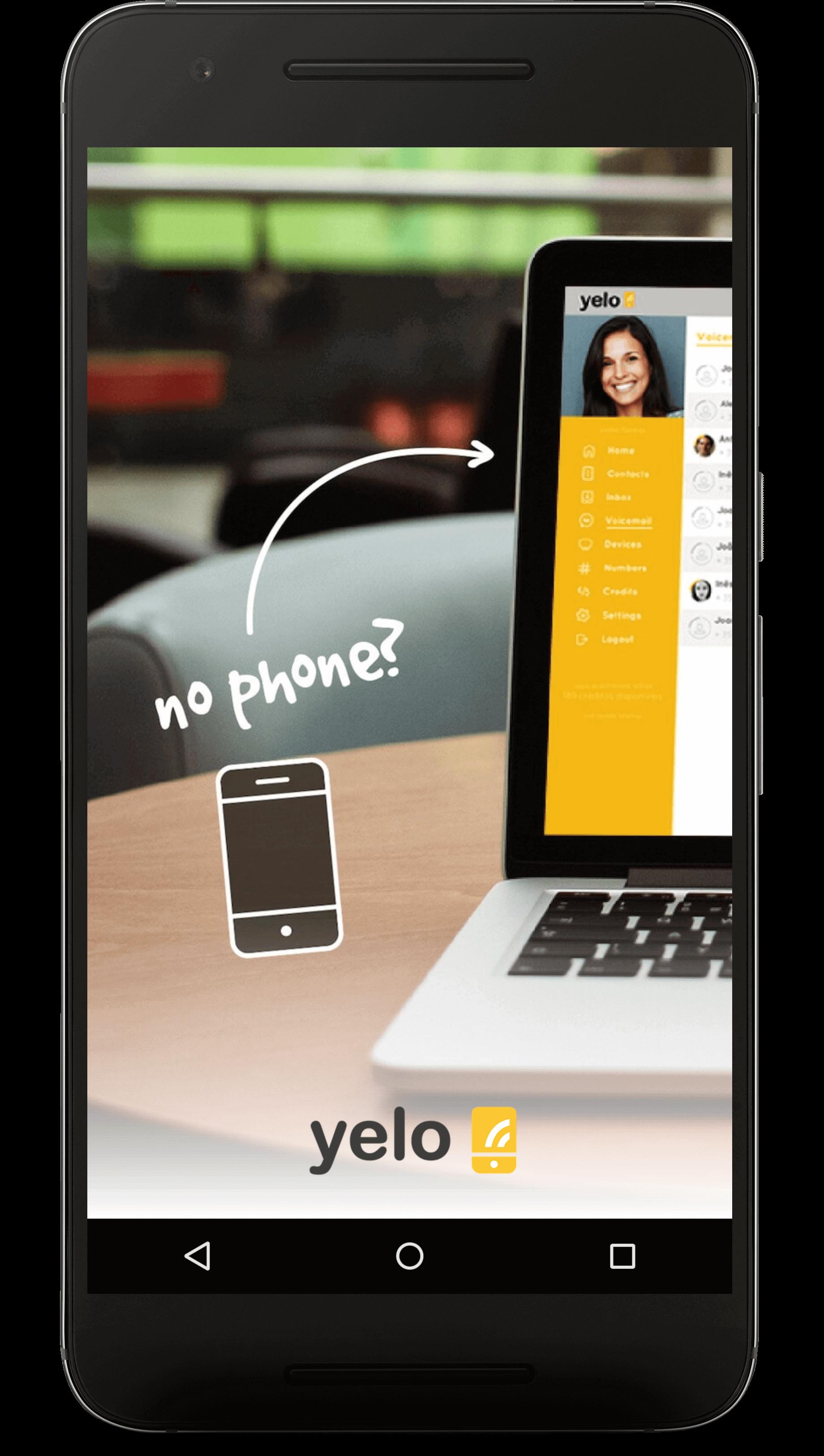 Yelo Smartphone